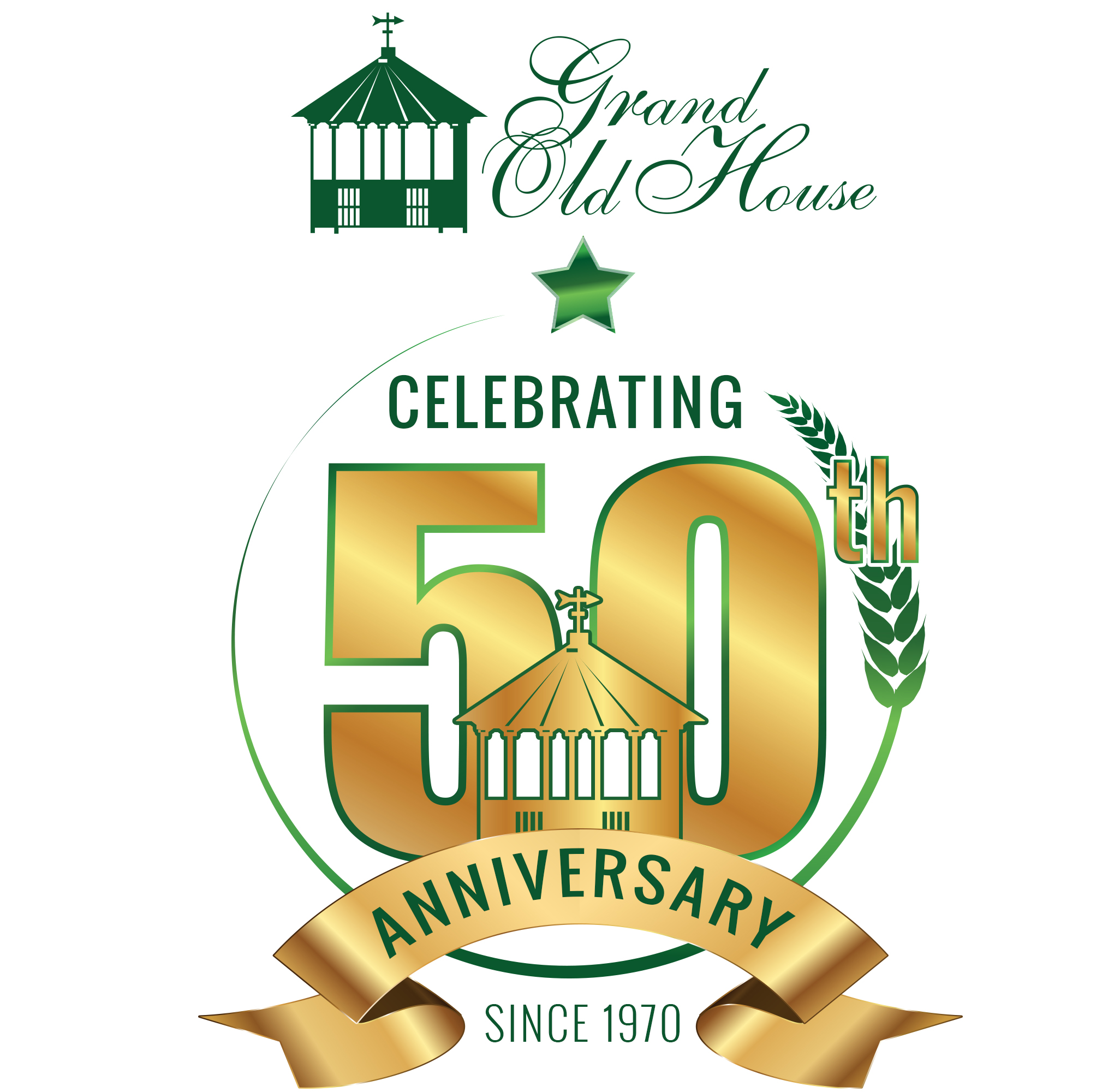 Celebrating 50th Anniversary of Grand Old House