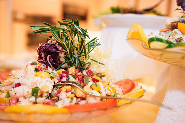 Catering Services in the Cayman Islands