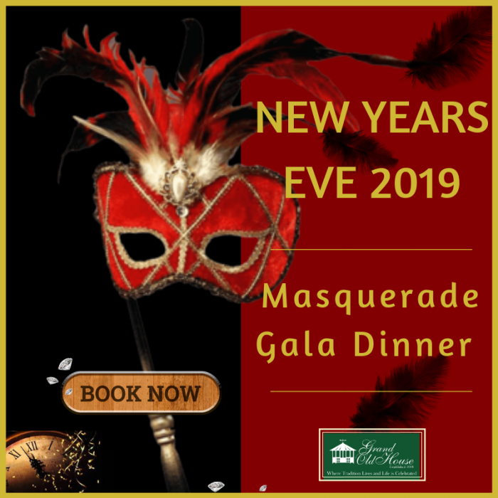 New Years Eve 2020 on the waterfront
