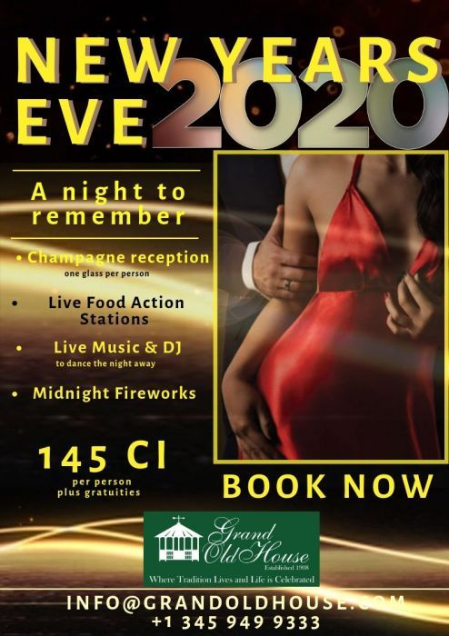 New Years Eve 2021 on the waterfront